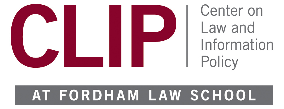 Fordham Center on Law and Information Policy (CLIP)