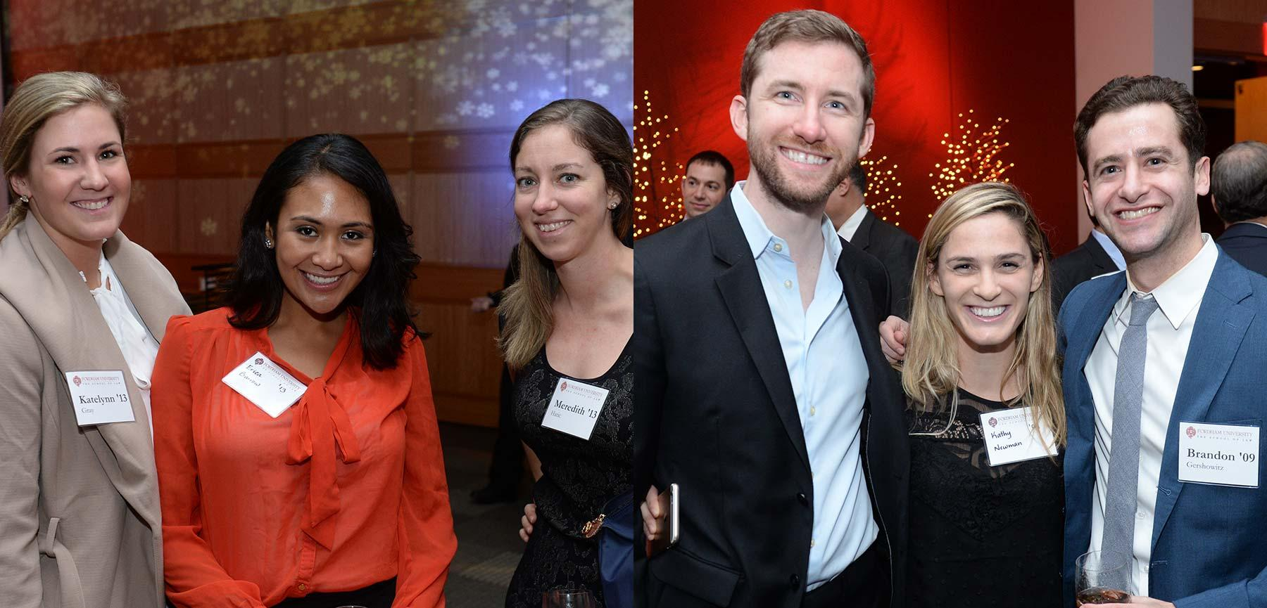 Fordham Law Alumni Association Christmas Party