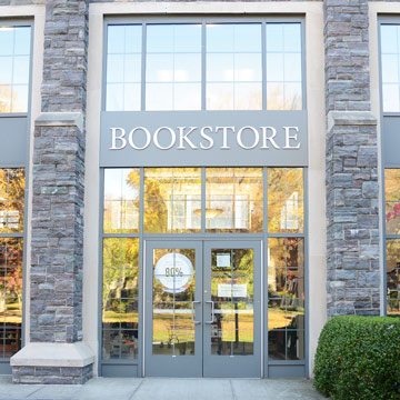 Rose Hill Bookstore Facade