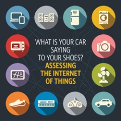 What is your car saying to your shoes? Assessing the Internet of Things