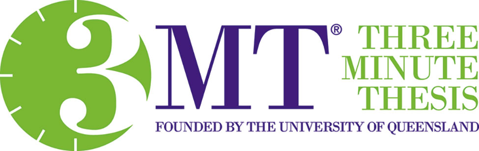 3MT competition logo