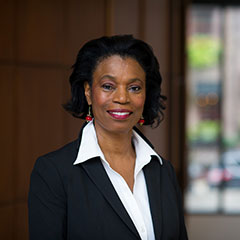 Anita Allen, , J.D., Ph.D. Henry R. Silverman Professor of Law, Professor of Philosophy, and Vice Provost at the University of Pennsylvania Law School