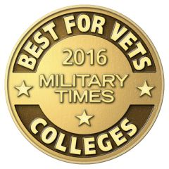 Best for Veterans Colleges