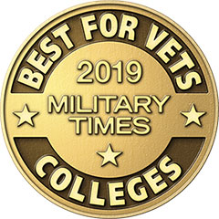 Best for Vets Colleges 2019