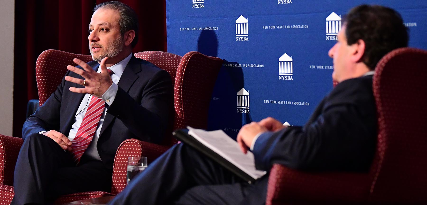 Dean Diller and Preet Bharara in Conversation