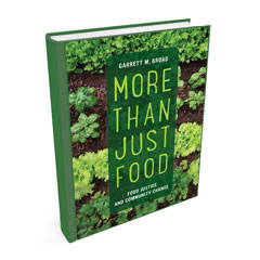 More Than Just Food book