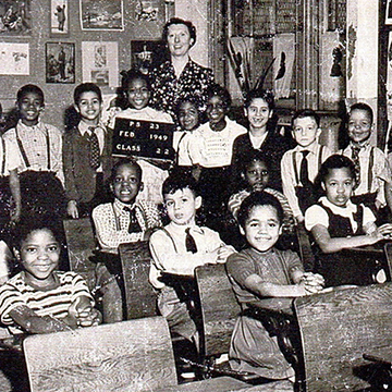 Bronx Students in Classroom