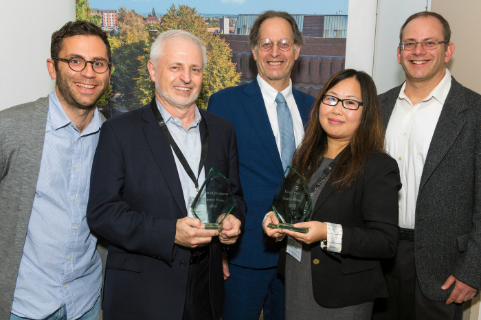 Dr. David Budescu wins Exeter Prize 2016