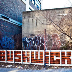 Bushwick graffiti
