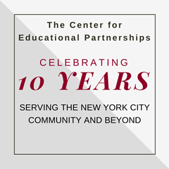 Partnerships 10 Year Anniversary