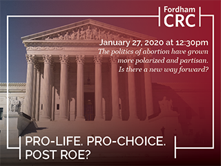 Pro-life, Pro-choice, Post Roe?