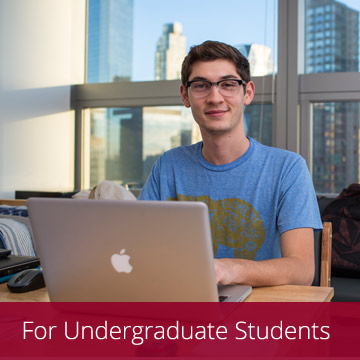 Careers for undergraduate students