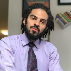 Equity and Justice Fellow Carlos Burgos