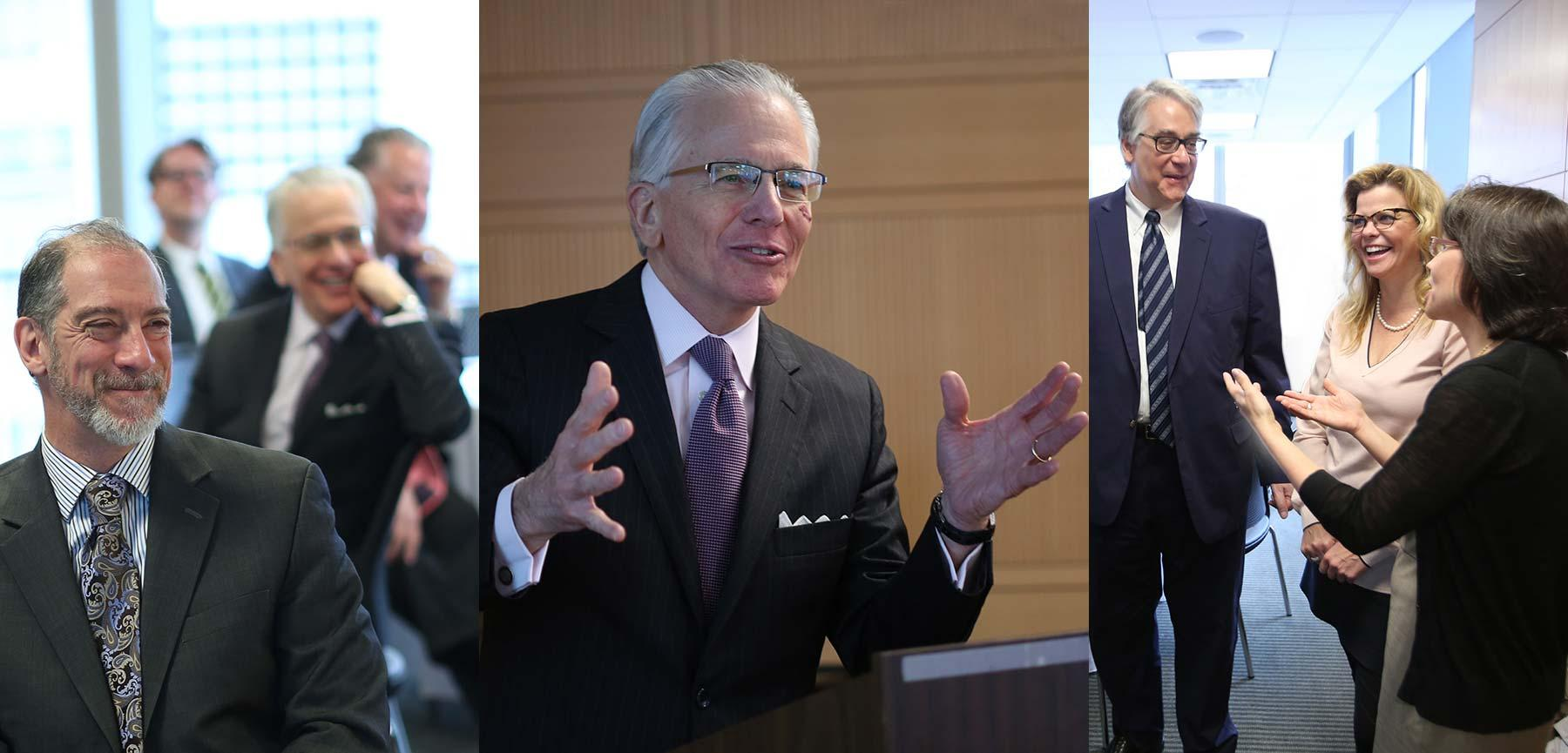 Fordham Law Small to Midsize Firm Leaders Dean's Advisory Council