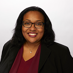 Cheretta Robson, Senior Associate Director, Rose Hill