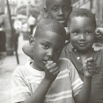Children in Bronx