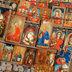 images of saints