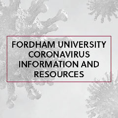 Fordham Coronavirus Information and Resources