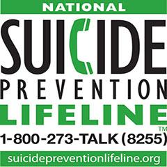 Counseling suicide prevention