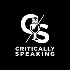 Critically Speaking logo