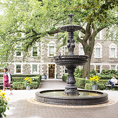 Cunniffe Fountain