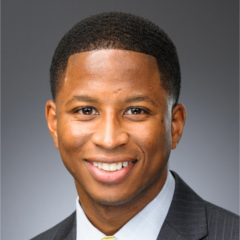 Derwin Sisnett, panelist on the Fordham Impact Investing Conference