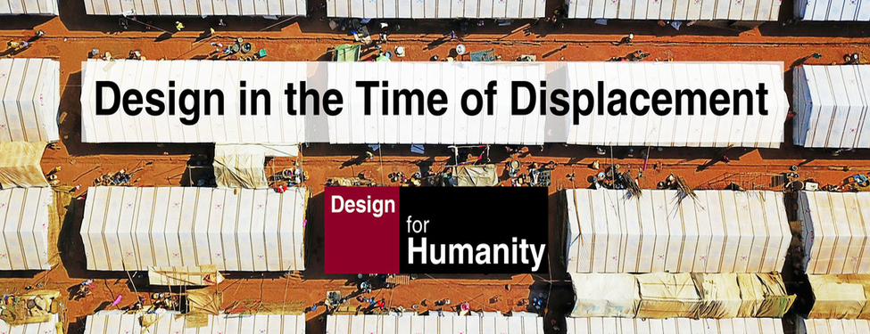 Design in the Time of Displacement Summit Event Title