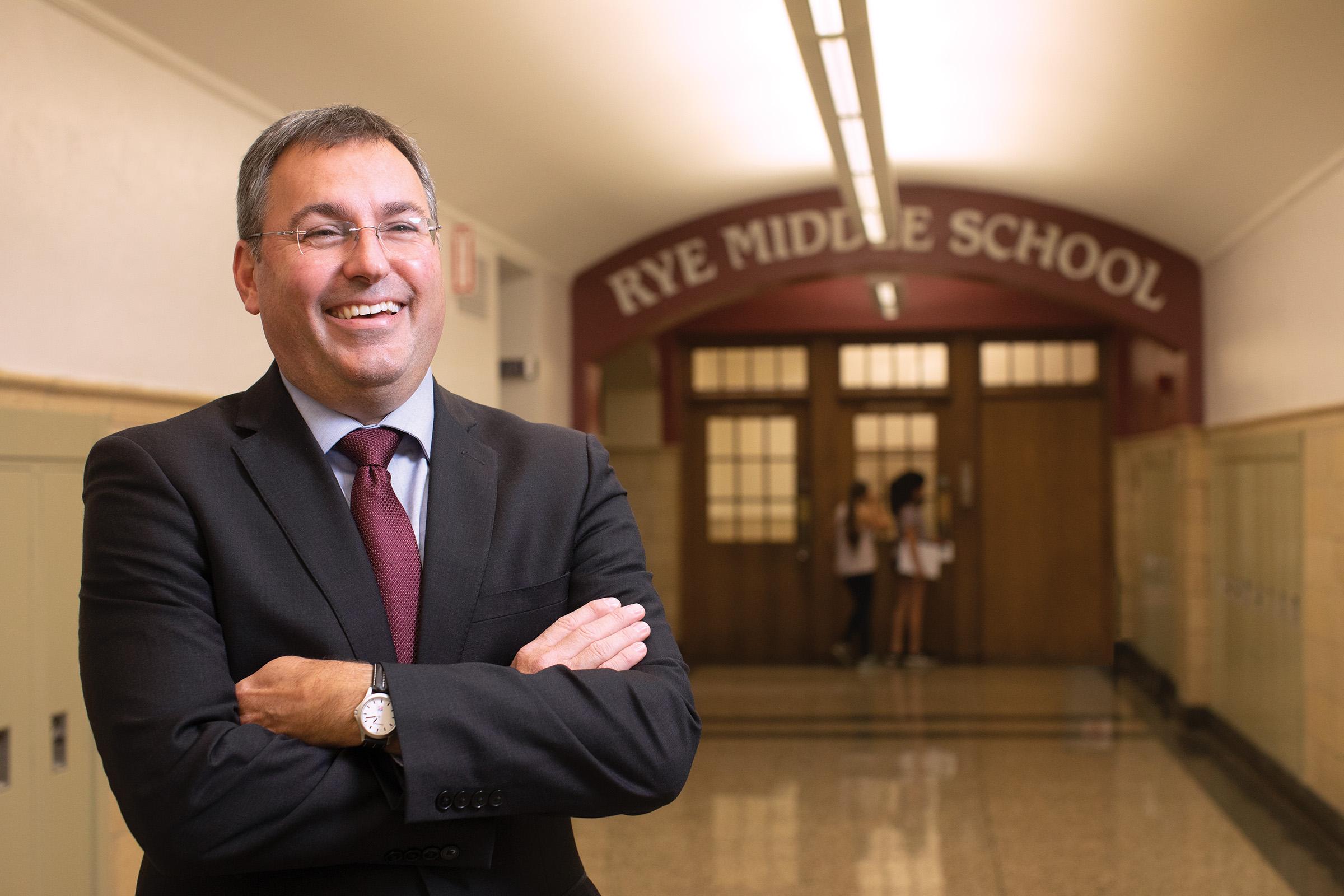 Superintendent Eric Byrne