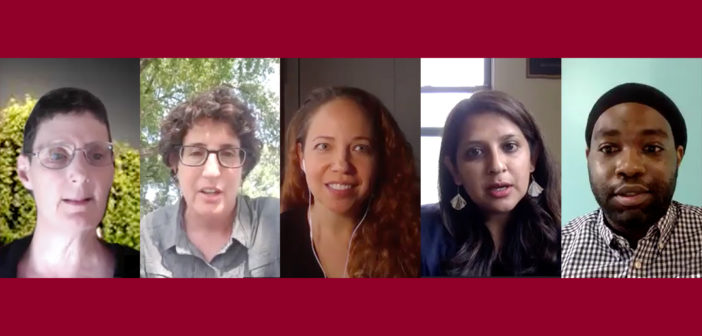 Five GSS Professors Discuss Exclusion in Queer Spaces