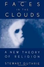 Faces in the Clouds: A New Theory of Religion - Stewart Guthrie
