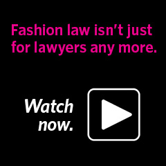 Fordham Law School video about Fashion Law master's degree. Watch now: Fashion law isn't just for lawyers any more.