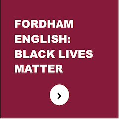 Fordham English Black Lives Matter