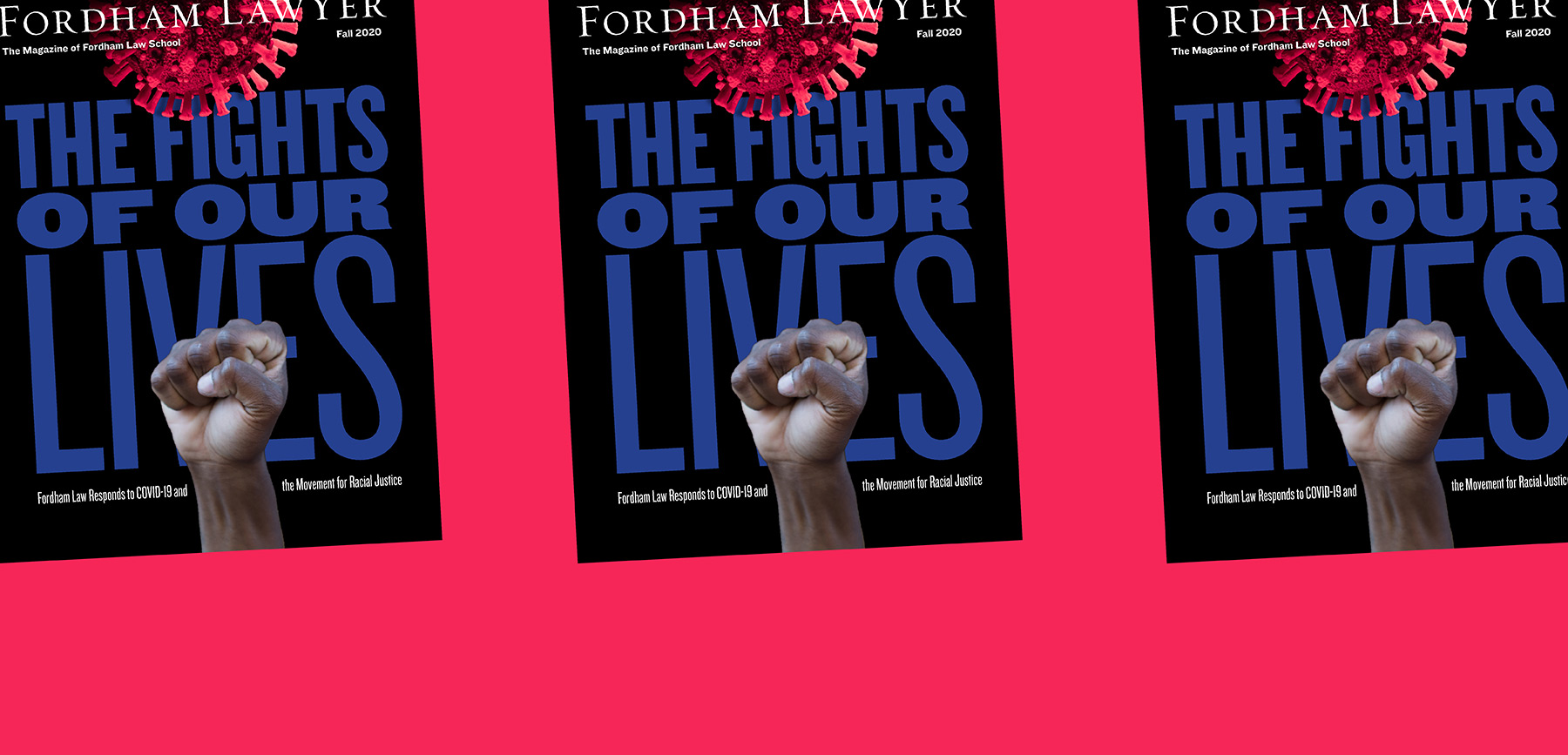 Fordham Lawyer Magazine Out Now