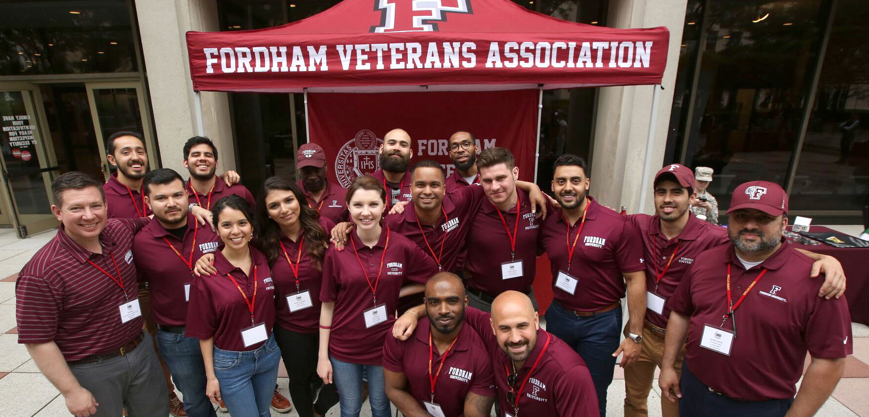[Fordham Vets Are Unstoppable]