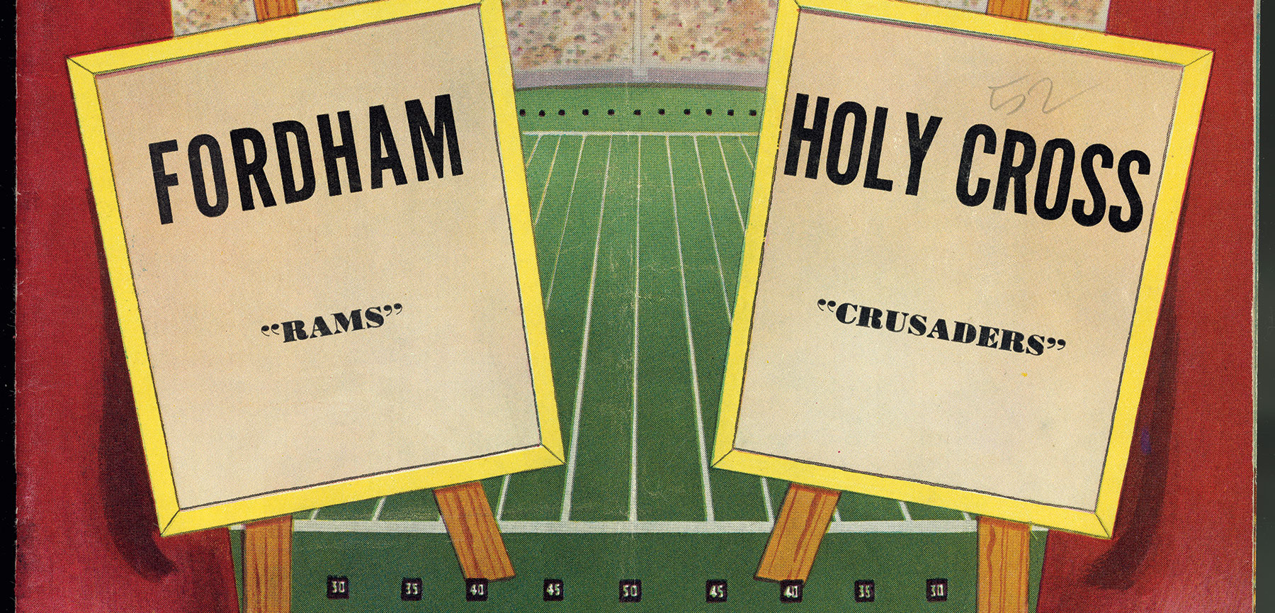 Fordham-Holy Cross Football Rivalry: A Homecoming Preview