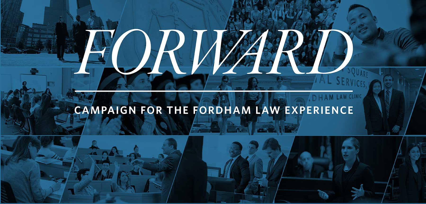 Law School Embarks on Fundraising Campaign