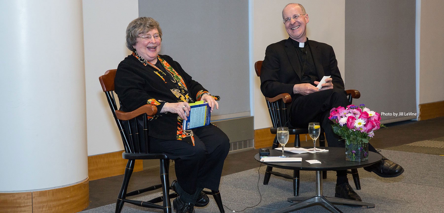 Forever a Ram: Fordham Celebrates the Faithful Career of an 'Iconic' Theologian