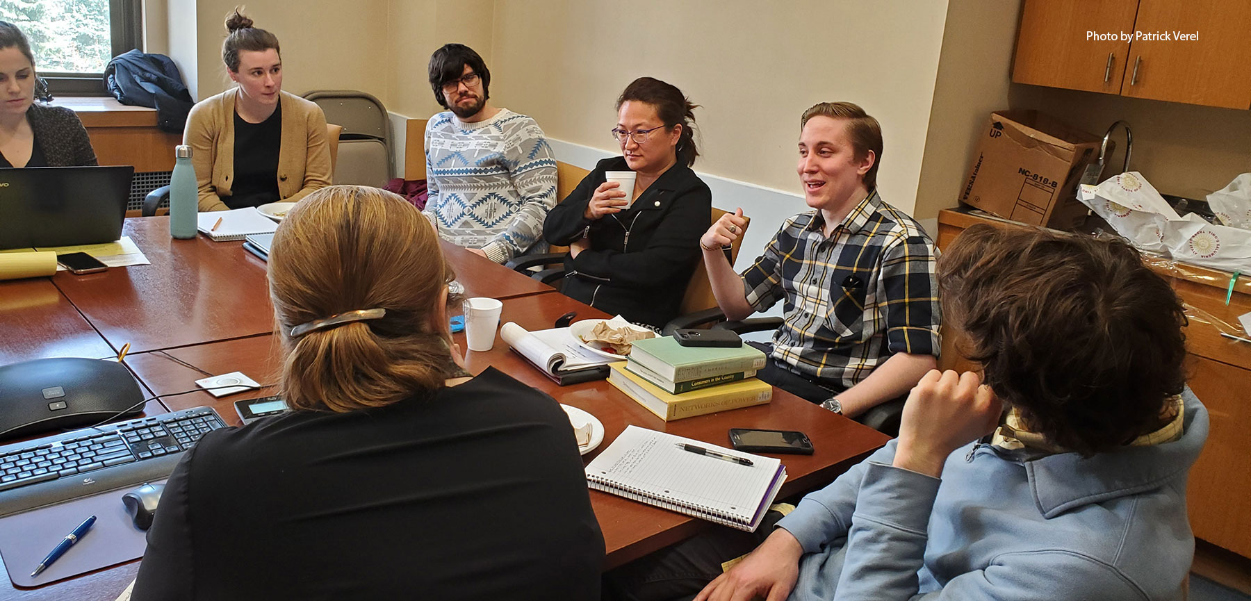 GSAS Students Polish Their Teaching Skills through Preparing Future Faculty Initiative