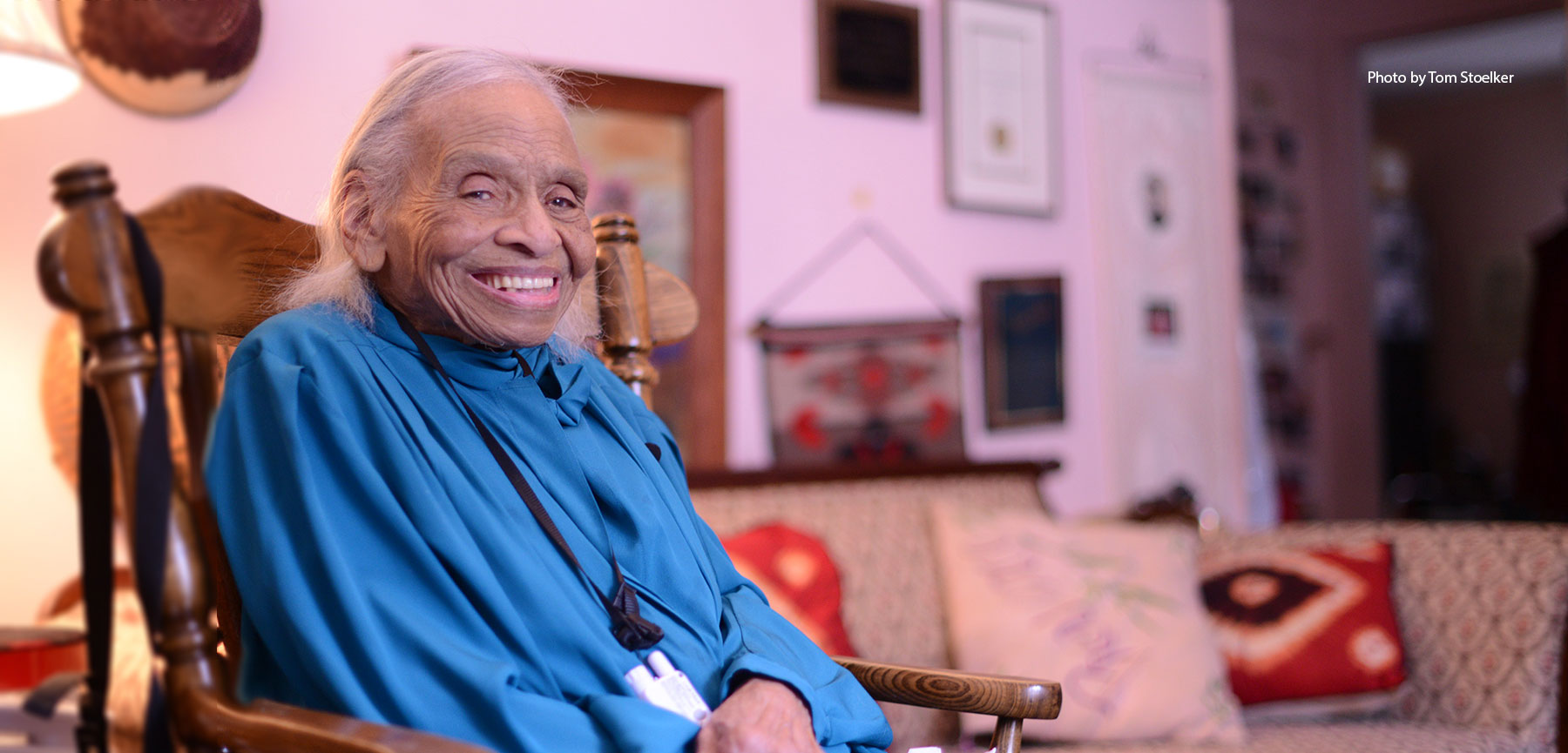 Psychologist Olivia Hooker, Defiant Champion of Civil and Human Rights, Dies at 103