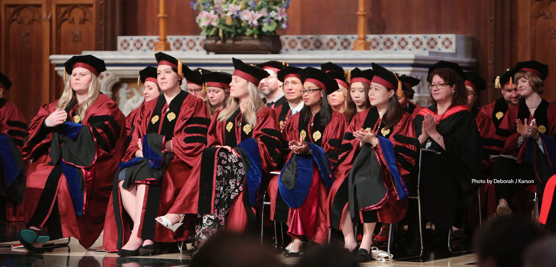 Congratulations to all 2018 GSAS Graduates!