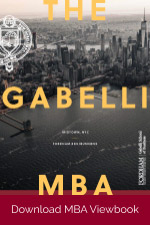 Gabelli School of Business MBA Programs Viewbook