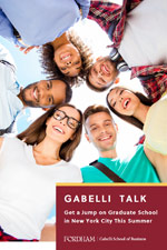 Gabelli TALK brochure
