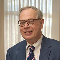Fordham Law Professor Roger Goebel