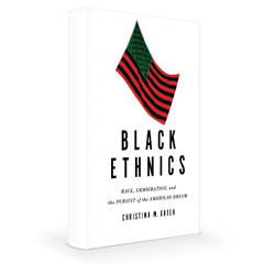 Black Ethnics book