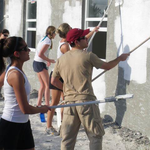 FLS PIRC Habitat for Humanity Spring Break - LG