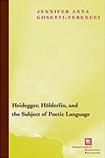 Heidegger, Holderlin, and the Subject of Poetic Language