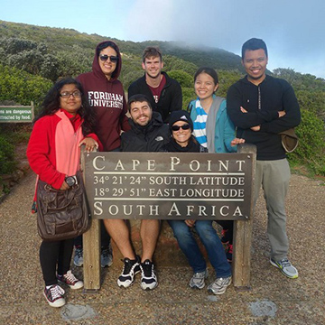 IPED Cape Point South Africa Group