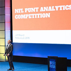 Jeff Rayvid - Love of Sports Brings Data Analytics Alive for Graduate Student