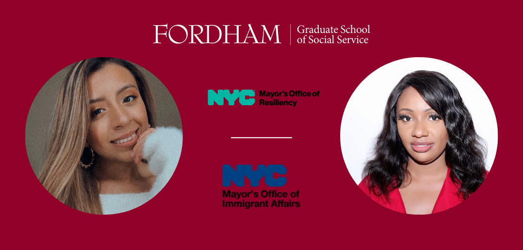 Two GSS Students Find New Paths in the NYC Mayor's Office