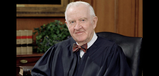 Fordham Law Reflects on Justice Stevens' Life
